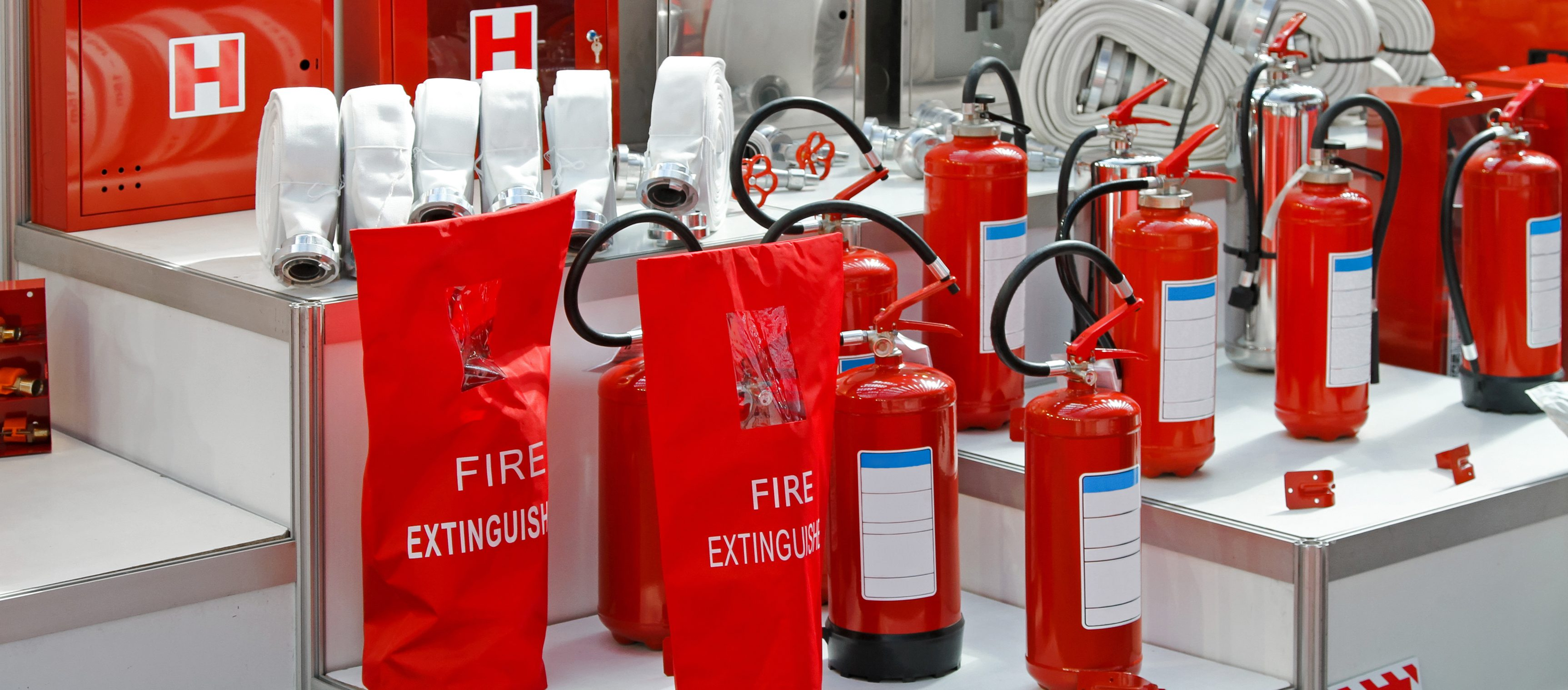 Test and Tag Fire Extinguishers and Fire Blankets