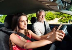 Become a Car Driving Instructor