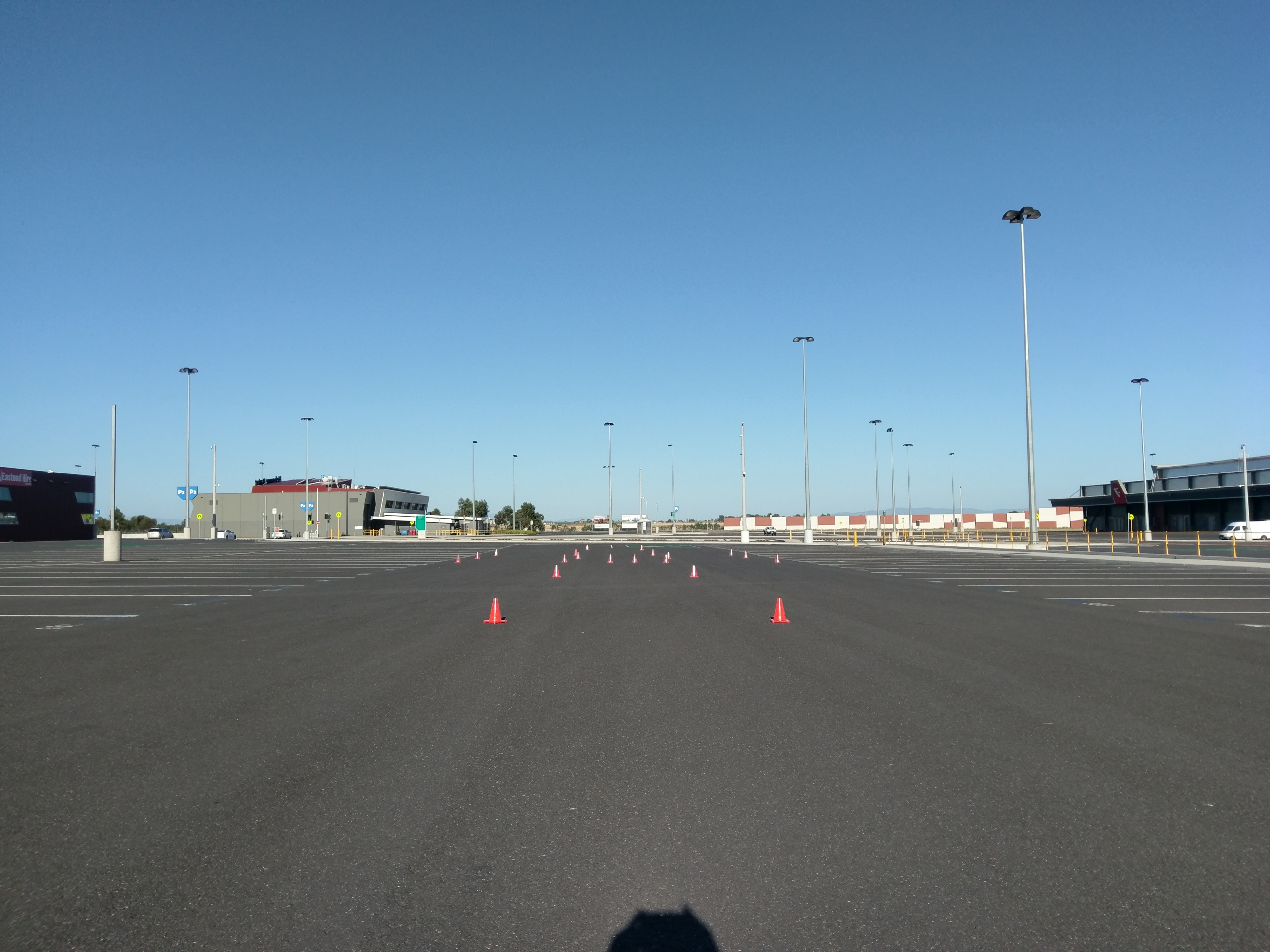 Small track